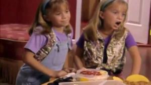 Gimme Pizza Olsen - Twins