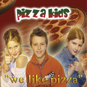 We Like Pizza – Pizza Kids