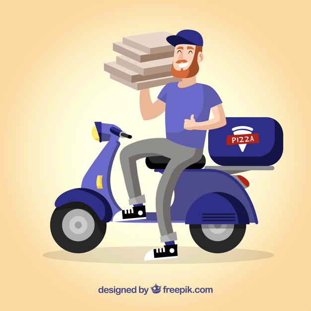 Pizza Delivery | Real Pizza